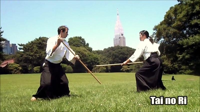 Aikido Kumi Jo 1-5 Basics and Variations ( 720 X 1280 ).mp4