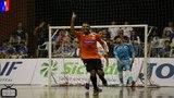Brazil League - Round 3 - JECKrona Futsal 1x1 Carlos Barbosa