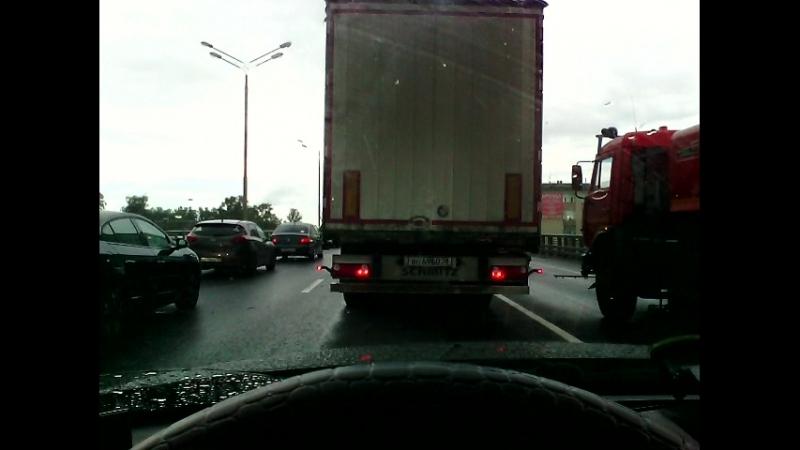 ДТП Тверь Мигаловский мост 07.08.2018 гю 17:30