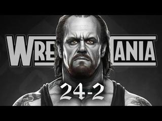 WWE 24-2 J8 PREMIUM : 24-2   1080p60