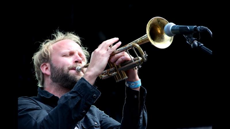 Один из лучших трубачей Матиас Эйк. Mathias Eick Quintet - Mathias Eick⁄ Skala
