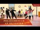 Sketch der Christliche Kirche Polizeibesuch an Silvester Deutsch synchronisiert
