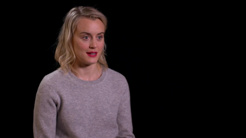 72 Hours in 6 Month | Taylor Schilling | Season 5 DVD Extras
