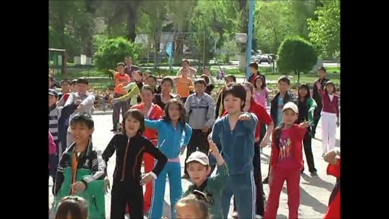 Денсаулық күні 2009, №18 мектеп