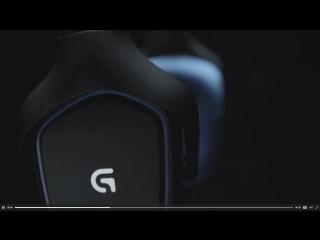 Logitech G430 Surround Sound Gaming Headset с Dolby 7.1