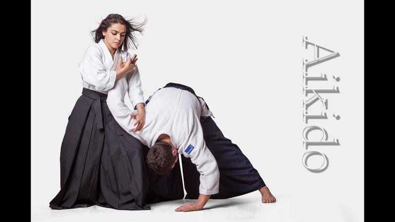 Aikido Show Sevil Altuntaş