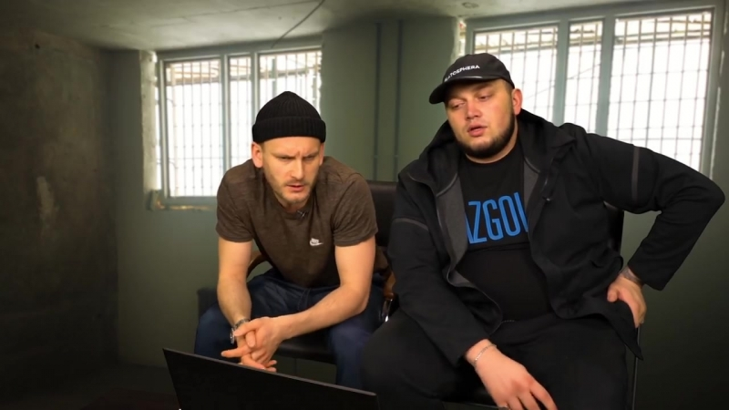 Kyivstoner и Рэпер Сява_ Реакция на MORGENSHTERN, Мот, Баста и Пошлая Молли