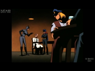 Бэтмен 2.20 (85) Бэтгёрл возвращается Batgirl Returns Batman: The Animated Series
