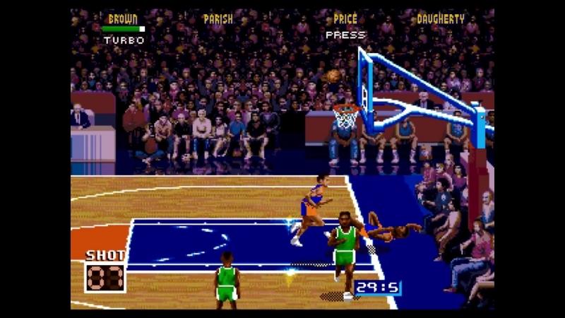 Sega Mega Drive- NBA Jam