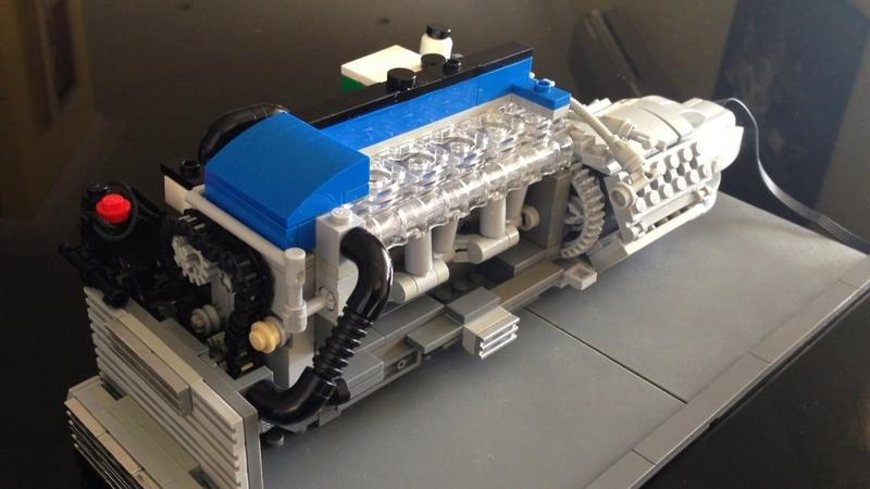 Lego Engine 1