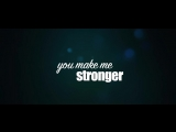 Danzel - Stronger Official Lyric Video