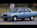 RENAULT Evolution From 1898 2018