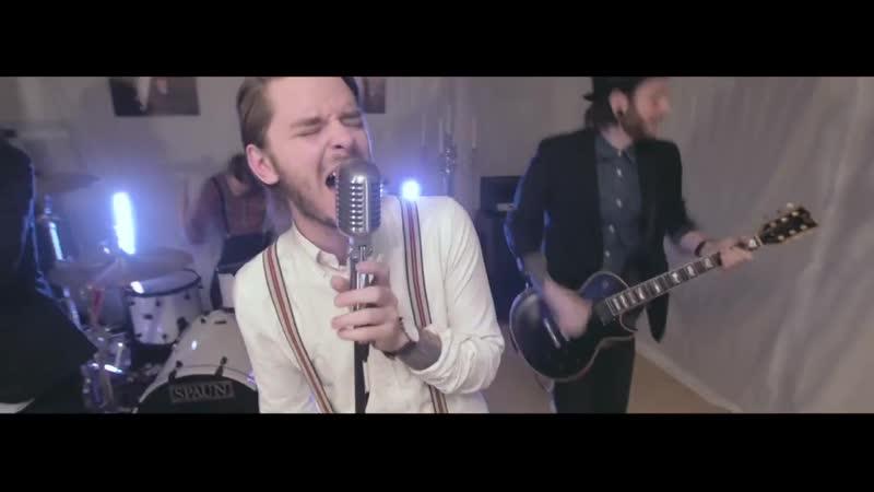 Рок-версия хита SIA Chandelier от парней из группы Normandie!