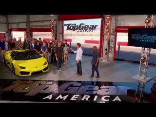 Top Gear America. 1 сезон 2 серия   Магия автомобильного кино [RUS] IdeaFilm 1080p