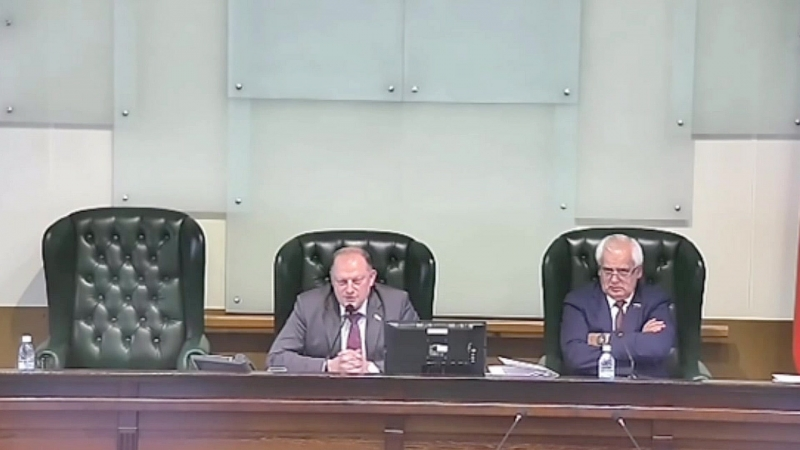 Вопросы Артёма Гончарова на заседании Законодательного Собрания Тверской области о пенсионной реформе, остались без ответа.