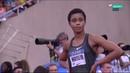 Women's 400m Shaunae Miller-Uibo 48.97 WORLD LEAD! Diamond League Monaco 2018
