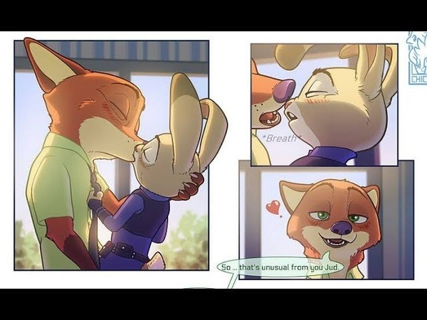 Zootopia Comic - Try Everything [Chapter 1-2]