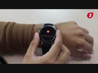 Обзор Samsung Galaxy Watch. Сравнение с Gear S3