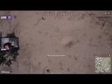В воздухе тоже снаряды попадают PLAYERUNKNOWN'S BATTLEGROUNDS | PUBG