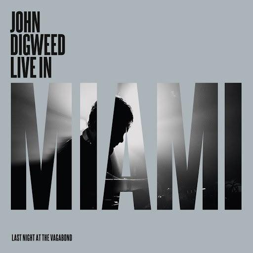 John Digweed альбом John Digweed (Live in Miami)