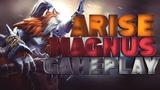 Ar1Se - World's Best Magnus - Dota 2 CRAZY Gameplay