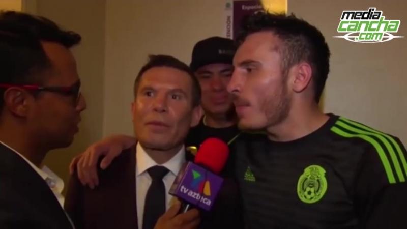 Omar Chávez quiere ser campeón