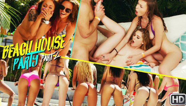 Uncategorized - Spring Break Beach House Party 2