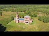 Петропавловская церковь, село Елёво | Distant temple | Mavic Air