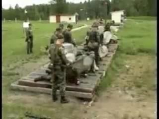 Марш бросок стрельбище 40 Отдельный Батальон Охраны Космодром