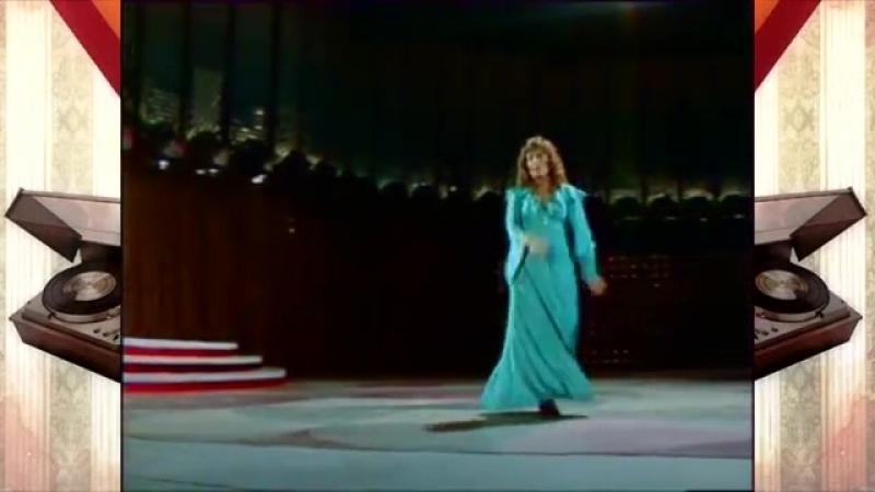А. Пугачева. Арлекино. ZDF. Пестрый котел.1976 г.( на немецком языке).