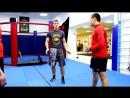 Работа ног Перемещение на ногах MMA