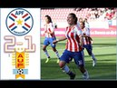 PARAGUAY VS URUGUAY Women 2 1 Highlights Goal CopaAméricaFemeninaChile2018