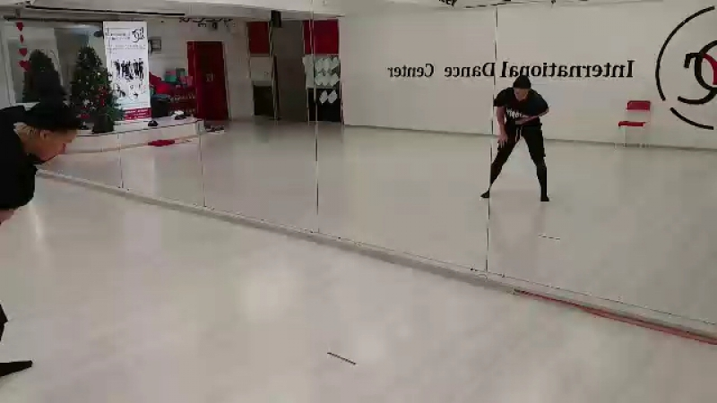Experimental choreography Джейн Сытенко