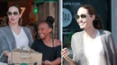 Angelina Jolie looks magnificent as she hits shops with kids amid ongoing custody battle