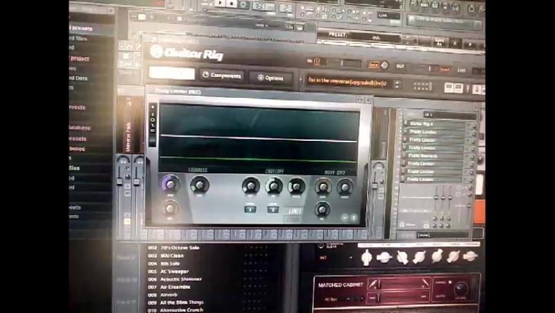 Мастеринг живого звука в FL S.