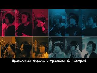 Hypnosis Mic - Division All Stars -Division Rap Battle- (rus sub)
