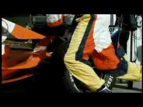ING Streamlined ad starring Fernando Alonso старая реклама с Фернандо Алонсо