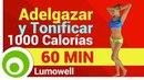 Adelgazar y Tonificar Todo el Cuerpo Ejercicios para Quemar 1000 Calorías en Casa