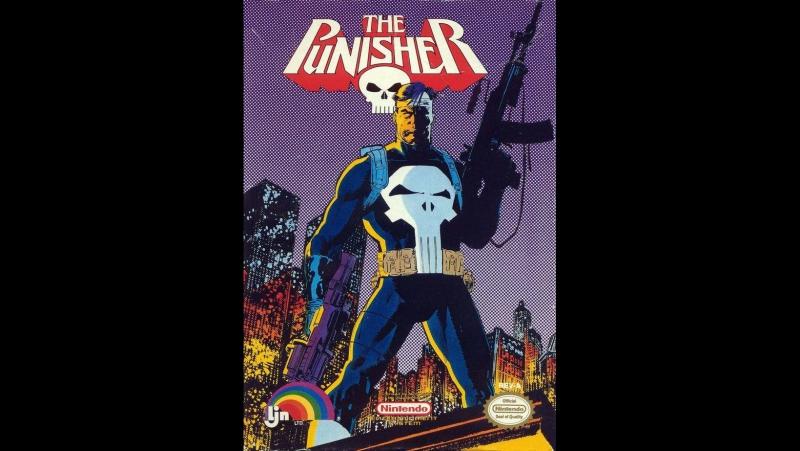 PUNISHER 8 BIT