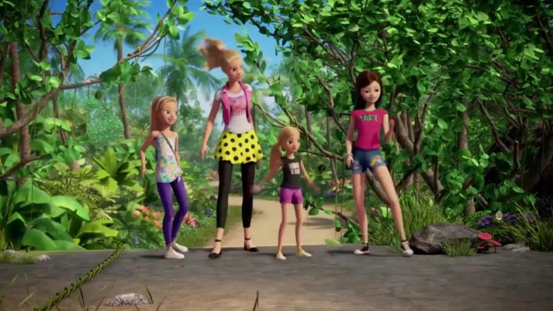 HDMulti.net Барби Приключения мечты Barbie Dreamhouse Adventures _ Trailer Oficial (2018)