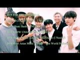 BTS(путь к успеху)