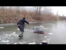 Приколы на рыбалке_ Суровый русский биатлон Russia - 720P HD.mp4