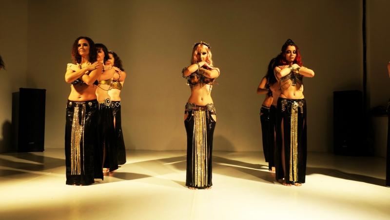 Dark Gold Tribal Fusion by Nefru Merit @ Dragonfly Tribe @ Anais Tribal Party