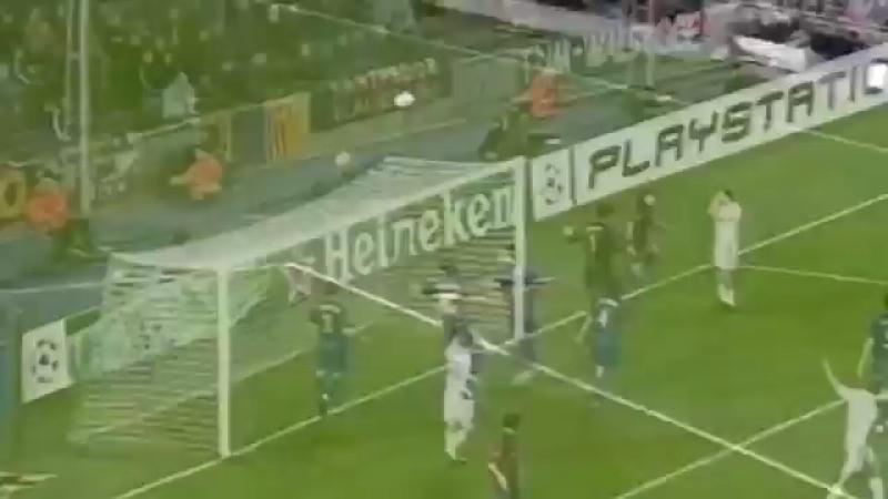 FC Barcelona vs Liverpool FC 1-2 Highlights (UCL) 2006-07