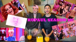 Rupaul's Drag Race Season 10 Episode 1 {REACTION}