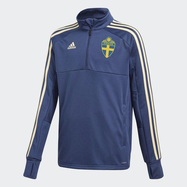 Тренировочная олимпийка Швеция
