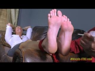 size 16 tickling