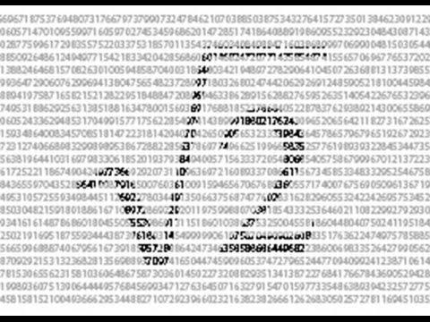 Квадратный корень из 2 Numberphile