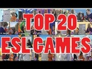 TOP 20 ESL games to get your students talking!