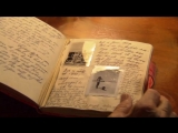 Отец Анны Франк и оригинал ее дневника